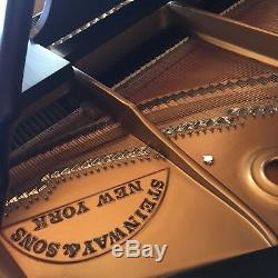 BEAUTIFUL Steinway Model D Concert Grand one family owned since new