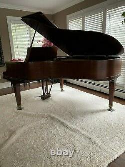 Baldwin Artist series 6' 3 Model L-1 Grand Piano (used)