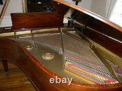 Baldwin Full Size 6'3 Model L Grand Piano, good playing condition tuned yearly