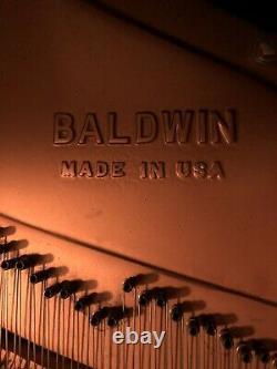 Baldwin Model L 63 Grand in Satin Ebony