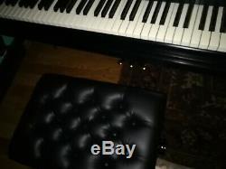 Baldwin grand piano model R Equal Steinway piano