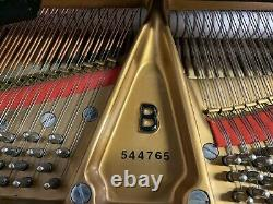 Beautiful Steinway & Sons Model B Grand Piano Made In 1997