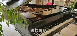 Black Mason & Hamlin Model A Grand Piano. Serial No. 74936