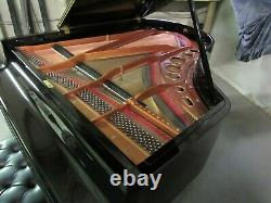 Bosendorfer Grand Piano Completely Restored Model 170 Polished ebony