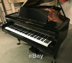 Bosendorfer Grand Piano Recently Restored Model 170 Polished ebony