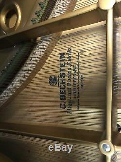C Bechstein Model C Semi Concert Grand Piano
