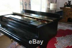 Classic Refinished Bosendorfer Piano Model 275 9'2 Concert Grand 1951 $45000