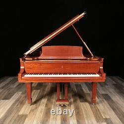 Completely Restored Steinway Grand Piano, Model B 6'10