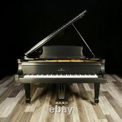 Completely Restored Steinway Grand Piano, Model D 8'11