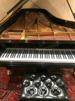 Equal Steinway Baldwin Concert grand piano model SD 10 Renners action See Video
