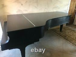 Equal Steinway Baldwin Concert grand piano model SD 10 See Video