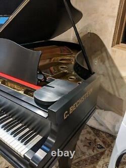 Equal Steinway Bechstein Semi Concert Grand Piano Model B Made in Berlin Germany