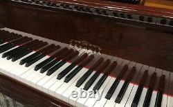 Estonia 168 5'6 Grand Piano Picarzo Pianos 2005 Model Mahogany VIDEOS
