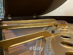 FULLY RESTORED Steinway & Sons Grand Model M Piano