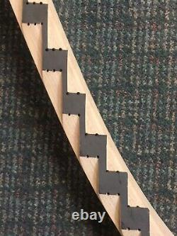 Factory Baldwin USA Grand Piano Model SD Bass Bridge Hand Notched