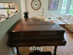 Factory Rebuilt Steinway & Sons Model S 1939 Grand Piano