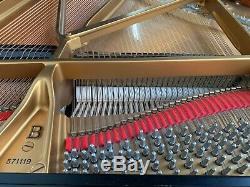 HAMBURG Steinway & Sons Model B Grand Piano Made In 2005