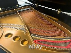In Los Angeles, 1998 STEINWAY & SONS Model M Baby Grand Piano