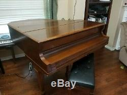 Kohler & Campbell Baby Grand Piano