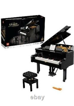 LEGO 21323 Ideas Grand Piano Model Building Set for Adults Collectible