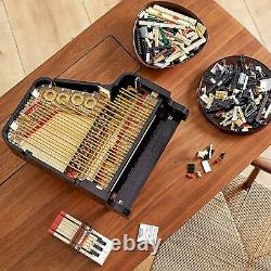 LEGO 21323 Ideas Grand Piano Model Building Set for Adults Collectible Display