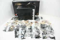 LEGO Ideas 21323 Grand Piano Model Building Kit for Ages 18+ 3662 Pieces