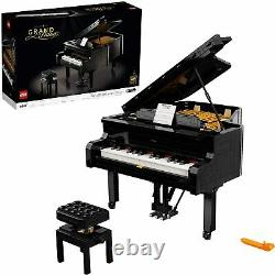 LEGO Ideas Grand Piano 21323 Model Building Kit, New 2020 (3,662 Pieces)