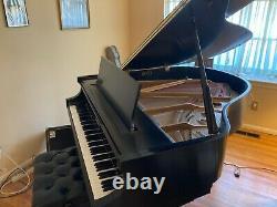 MINT BALDWIN ARTIST SERIES (Model M) GRAND PIANO withBENCH Ebony