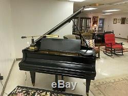Mason And Hamlin Model A Grand Piano 1915 Ebonized 6