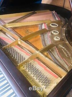 Mason Hamlin 1922 Golden Era 5 8 Model A Grand Piano, See YT Video, USA Made
