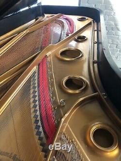 Mason & Hamlin Concert Grand Model CC Year 1954 With Steinway Bench Very Rare