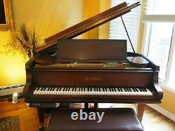 Mason & Hamlin Model A 1929 with PianoDisc PDS-228 Restored Grand Piano