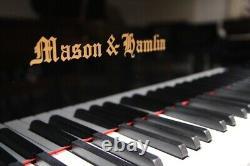 Mason & Hamlin Model B Baby Grand Piano Certified Rebuilt FREE SHIPPING