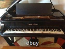 Mason hamlin grand piano Model A