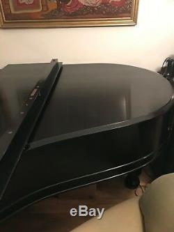 Model A Steinway Grand Piano