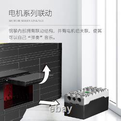 New-Grand Piano Building Blocks Technic 3862pcs Bricks With Motor