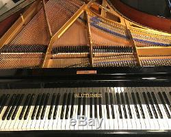 New in 1980, BLUTHNER Model 4 / 6'10 / 208 cm Grand Pianos