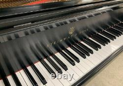 New in 1988 STEINWAY & SONS Model B semi concert grand piano