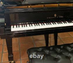 New in 1996 showroom perfect STEINWAY & SONS Model D Concert Grand Piano
