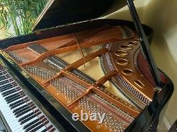New in 2001 LIMITED EDITION 8 of 50 BOSENDORFER Model 200 Grand Piano