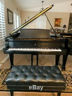 New in 2006 STEINWAY & SONS Model B semi concert grand piano