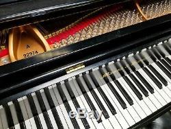 New in 2008 MASON & HAMLIN Model A 5'8 Grand Piano
