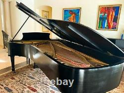 One-owner STEINWAY & SONS Model D Concert Grand Piano