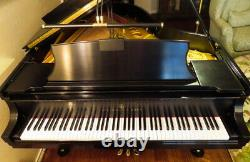 One-owner, new-in-2013 STEINWAY & SONS Model O Grand Piano
