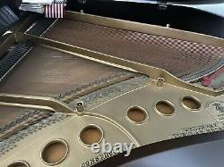 Outstanding STEINWAY & SONS 5'7 model M piano