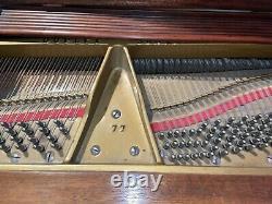 Piano-1921 Antique Conover Cable Co Baby Grand Piano Model # 77