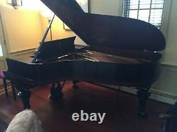 Recently Restored Steinway Model B - Family-Owned Since 1906