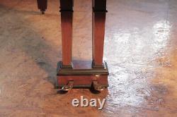 Restored, 1906, Steinway Model O grand piano in mahogany. 3 year warranty