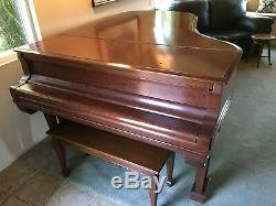 Restored 1925 Mason And Hamlin Model BB Grand Piano
