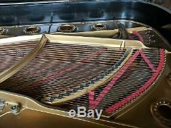 Restored 1929 Mason & Hamlin Model BB grand piano